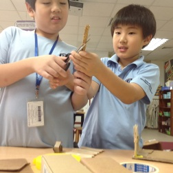 Working in Teams: Grade 4