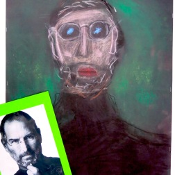 Change Agent Portrait Modigliani Style: Grade 5